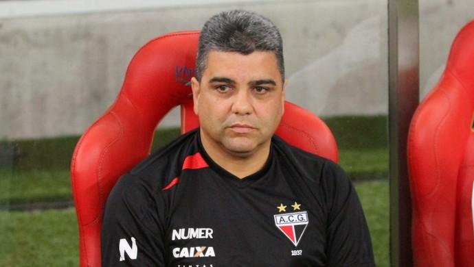 Marcelo Cabo Náutico x Atlético-GO (Foto: Adelson Costa / Pernambuco Press)