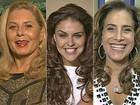 Colega de elenco, Paloma Bernardi entrega bordão de Garib: 'Mil perdões'