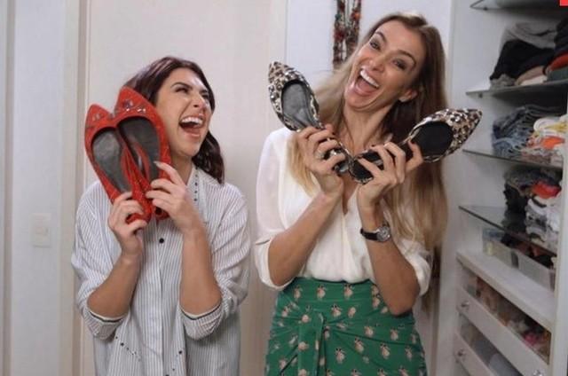 Fernanda Paes Leme e Monica Martelli (Foto: Divulgação)