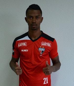 Ricardo Silva - Atlético-GO (Foto: Divulgação / Atlético-GO)