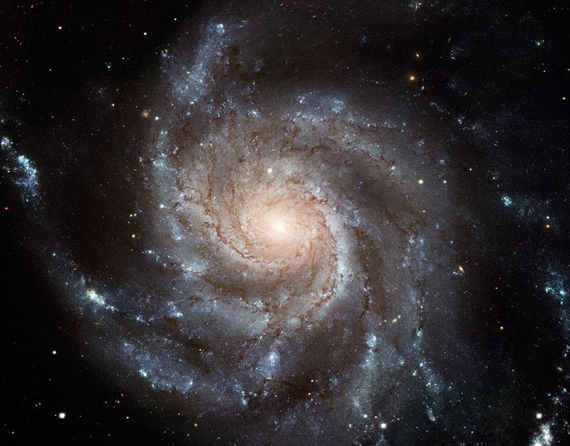 (Foto: Hubble/NASA)