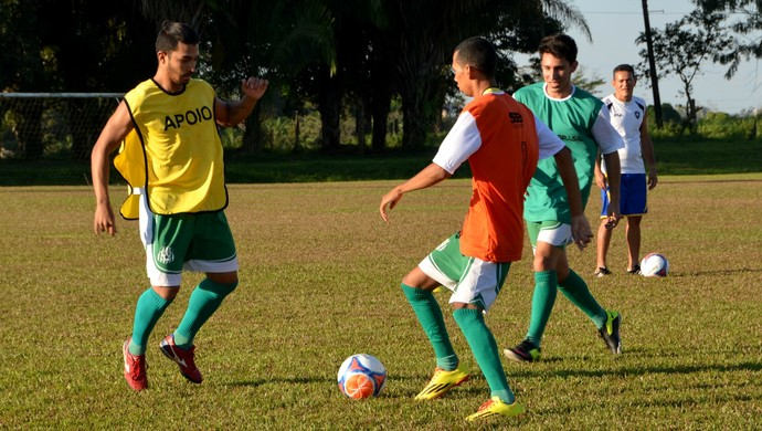 Andirá inicia preparação para Campeonato Acreano da 2ª divisão (Foto: Nathacha Albuquerque)