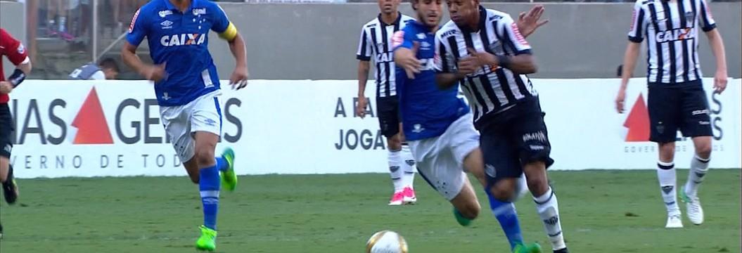 Atlético-MG x Cruzeiro - Campeonato Mineiro 2017 - globoesporte.com de3d437303bc6