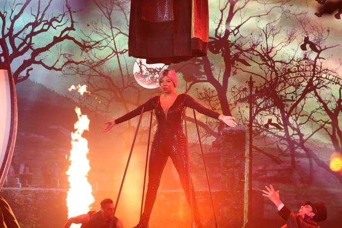 Ludmilla ganhou uma super-produção do 'Truque Vip' (Foto: Carol Caminha/Gshow)