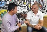 Felicidade no São Paulo é argumento de Maicon para convencer Porto