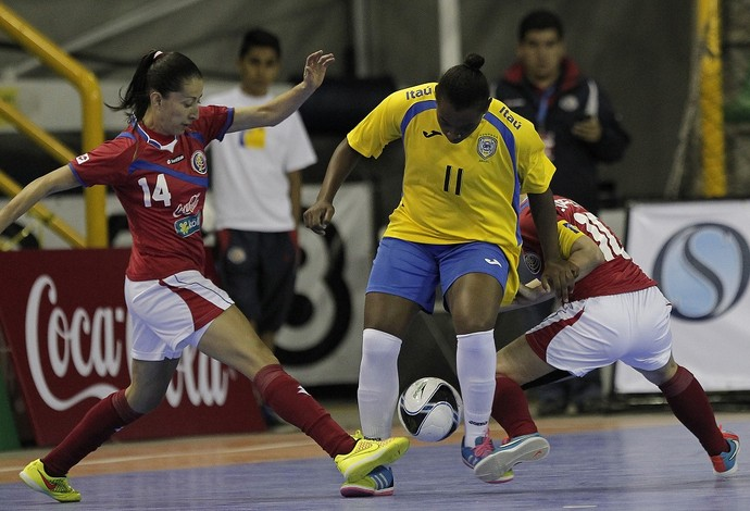 Brasil 8 x 1 Costa Rica (Foto: Divulgação)