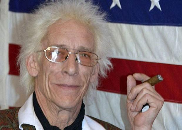 Bill Levin, 59 anos, é o fundador da Igreja da Cannabis (Foto: Divulgação/Arquivo pessoal)