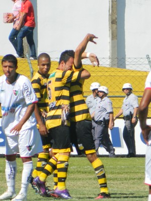 Grêmio Novorizontino x Taquaritinga (Foto: Marcos Lavezo / Globoesporte.com)