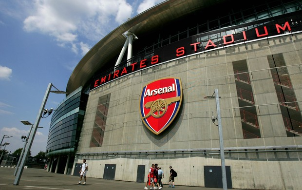 Emirates Stadium Arsenal (Foto: Getty Images)