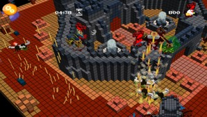 Throne of Voxels