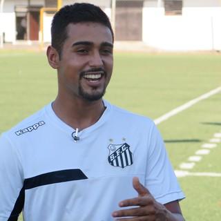 Santos empresta artilheiro do sub-20 em 2016 para o Rio Verde, de Goiás