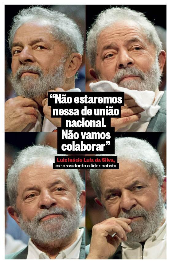 Lula (Foto: Época)