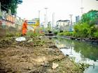 Canais de Belém passam por limpeza para evitar alagamentos