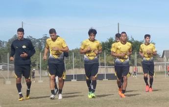 Após empate, Criciúma se reapresenta para se recuperar contra o Atlético-GO