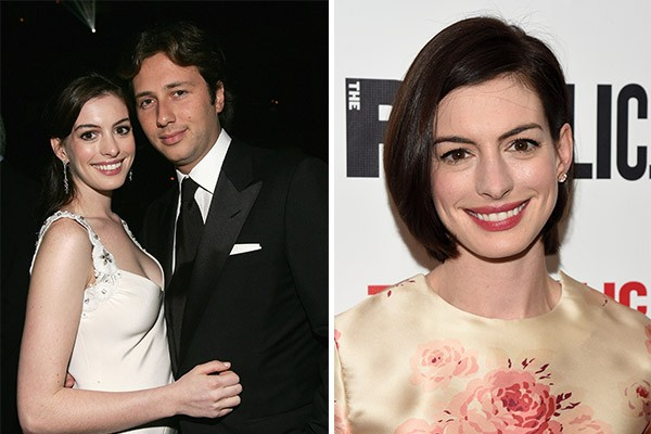 Anne Hathaway e Raffaello Follieri (Foto: Getty Images)
