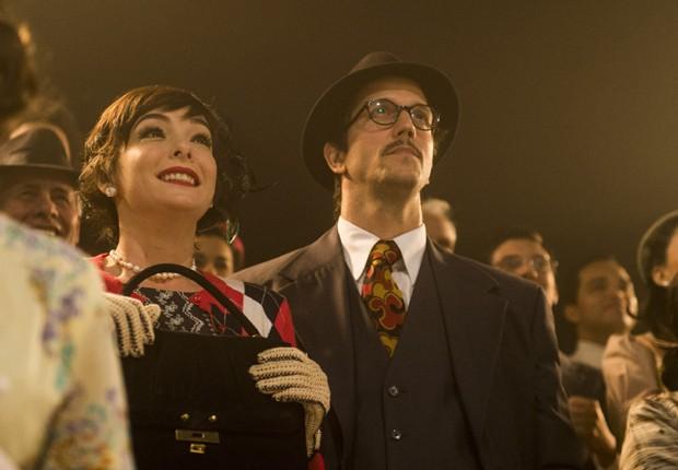 Regiane Alves e Vladimir Brichta em cena de 'Cidade Proibida' (Foto: Mauricio Fidalgo/TV Globo)