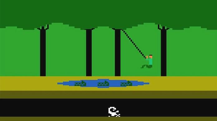Activision Anthology traz Pitfall e outros jogos nostálgicos do Atari 2600 para o iOS e Android (Foto: Reprodução/Google Play)