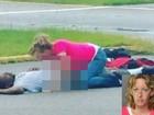 Americana faz sexo com homem bêbado em estacionamento e é presa