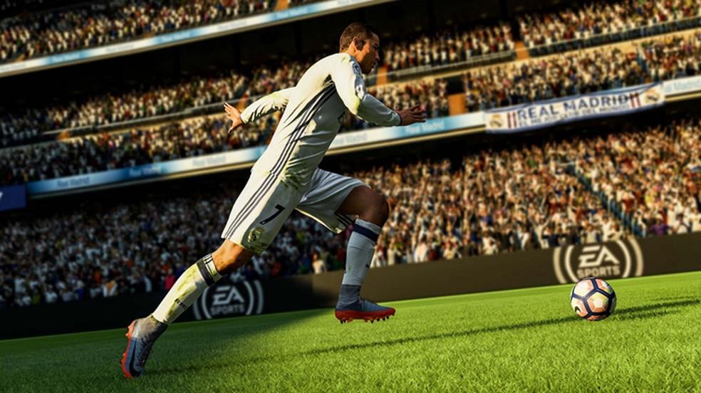 Fifa 18 trará versões especiais de Cristiano Ronaldo e Ronaldo Fenômeno (Foto: Reprodução/PlayStation Blog)