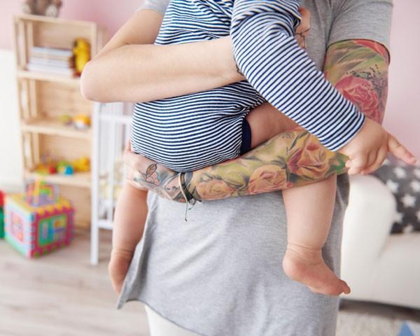 Mãe e filho (Foto: Thinkstock)
