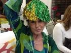 Famosos vestem verde e amarelo e torcem pelo Brasil