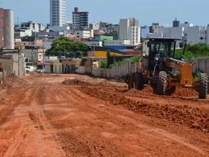 Rua ligará Centro a cinco bairros em Nova Serrana (Foto: Prefeitura/ Divulgação)