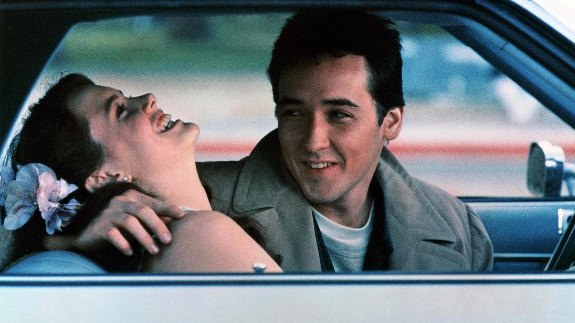 Lloyd e Diane em 'Digam o Que Quiserem' (Foto: Divulgação)
