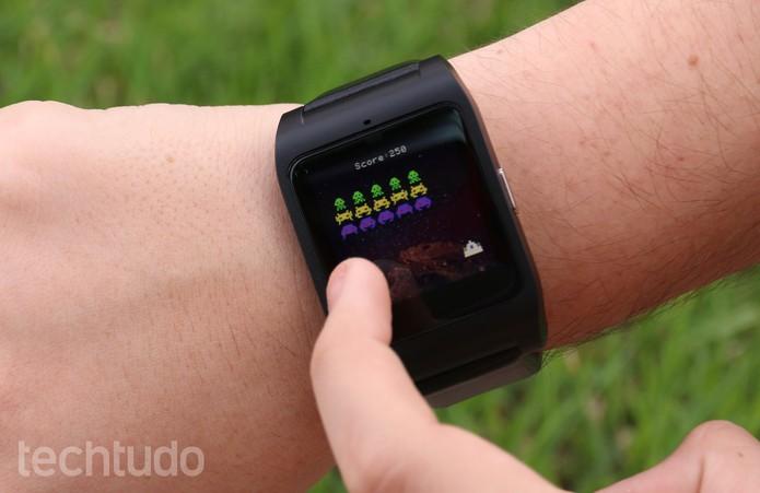 Sony Smartwatch 3 (Foto: Anna Kellen Bull/TechTudo)