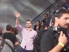 Marcos Harter evita Emilly e não vai a festas pós-'BBB'