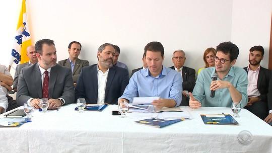 Marchezan apresenta secretários da Educação e do Desenvolvimento