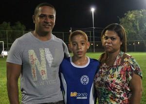 Promessa futebol, Alexandre Chagas de Petrolina (Foto: Amanda Lima)