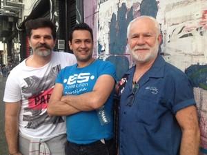 Participantes da Parada Gay 2015 (Foto: Carolina Dantas/G1)