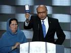 Trump responde ao pai de soldado muçulmano morto: 'fiz sacrifícios'