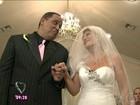 Lá vem a noiva! Ana Maria relembra casamento de mentirinha em Las Vegas