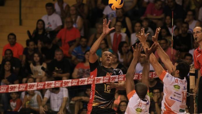 Campinas x Maringá Superliga masculina Vôlei (Foto: Cinara Piccolo / Vôlei Brasil Kirin)