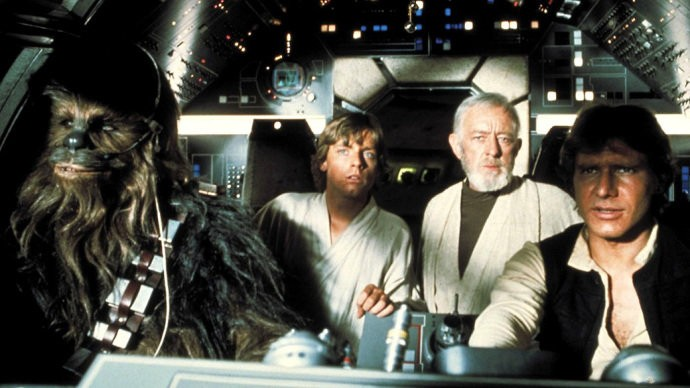 Star Wars: Uma Nova Esperana (1977) (Foto: Divulgao)