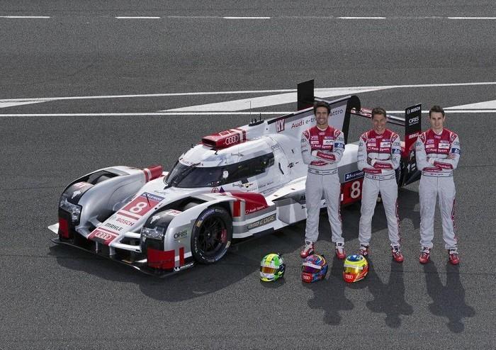 Lucas di Grassi - Le Mans