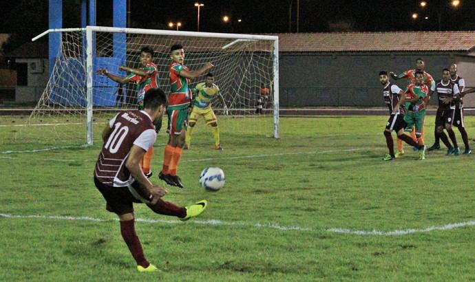 Rian foi um dos destaques por ter feito um gol e dado assistência no gol de Welligton (Foto: Imagem/Tércio Neto)