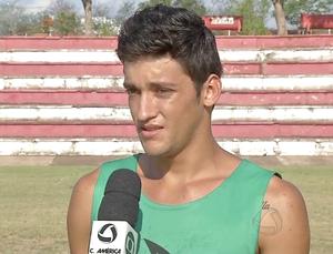 Juliano Piper, União (Foto: Reprodução/TVCA)