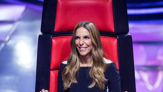 Ivete Sangalo sai na frente e garante cinco vozes no 'The Voice Kids'