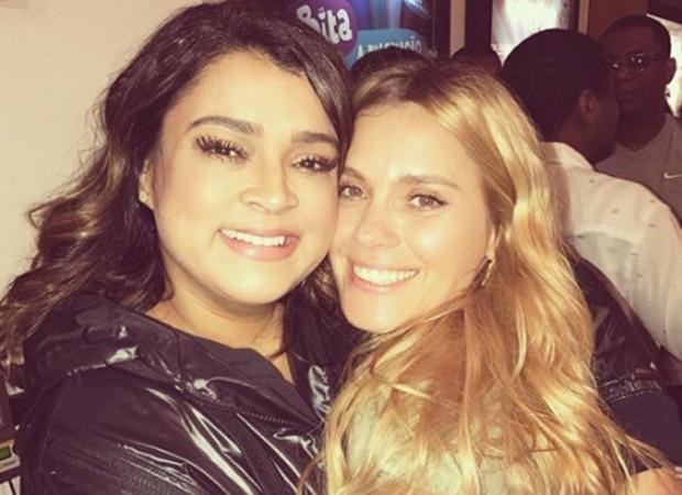 Preta Gil e Carolina Dieckmann (Foto: Reprodução/Instagram)