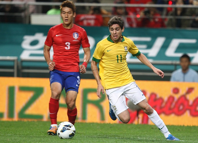 Oscar Brasil x Coreia (Foto: Mowa Press)