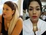 Mulher Filé coloca preenchimento nos lábios: 'Me sentindo linda e sexy'