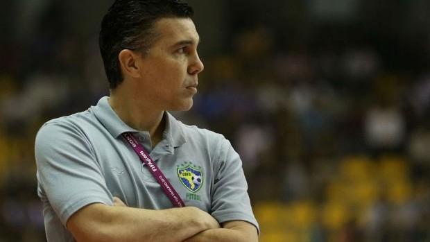Marcos Sorato futsal Brasil (Foto: Getty Images/Fifa)
