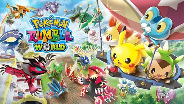 Pokémon Rumble World (Foto: Divulgação)