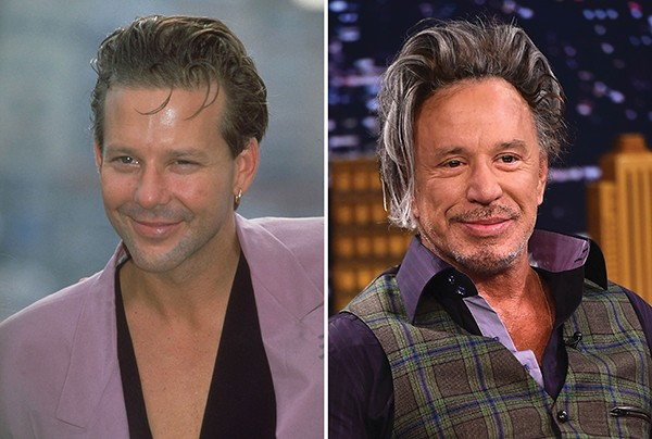 Mickey Rourke (Foto: Getty Images)