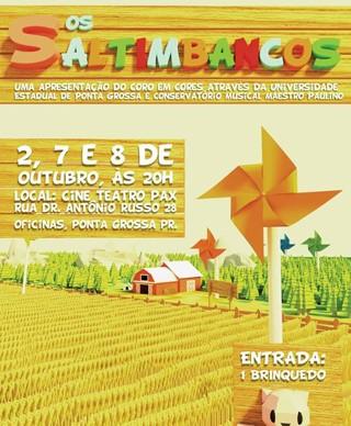 Saltimbancos (Foto: Divulgação)