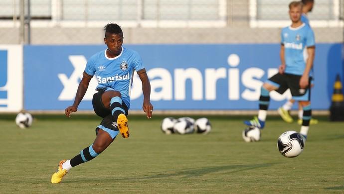 Miller Bolaños Grêmio (Foto: Lucas Uebel/Grêmio)