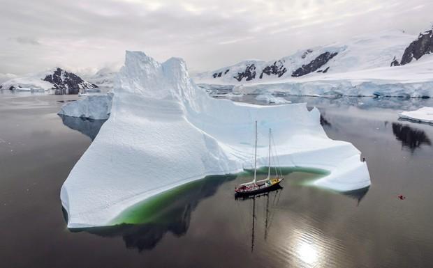 missão antártida