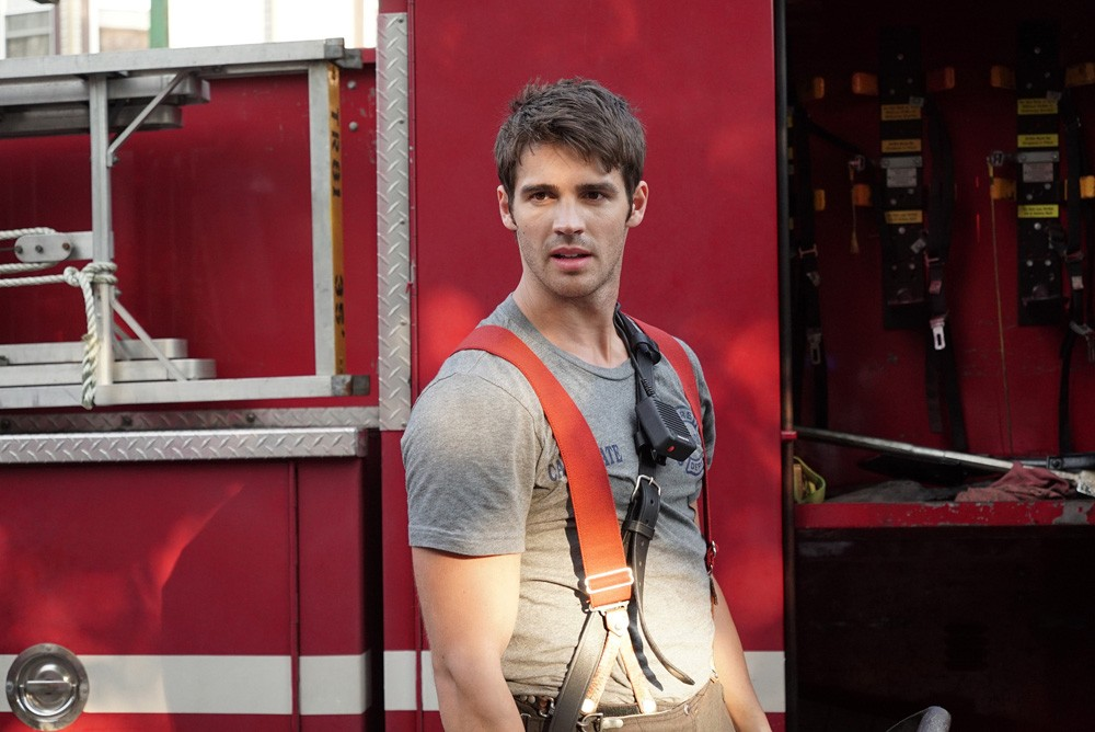 I Walk Away (3Ep4T) (Foto: Chicago Fire - Universal Channel)